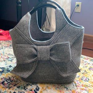 Kate Spade Pilgrim Hill Tate bow bag